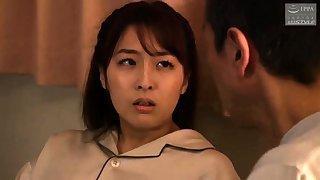 Japanese milf blowjob breast nipple massage