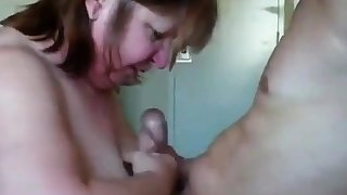 British mature shared with young defy sucking and fucking