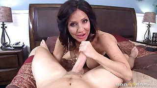 Stepmom Soothes The Boscage