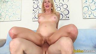 Big Tits Grandmas Getting Stuffed Compilation