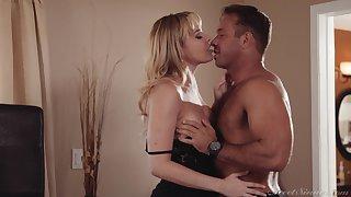 Dude allows his super sexy wife Dana DeArmond to fuck his brother