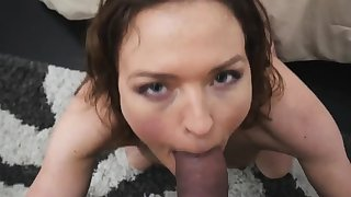 Big tit milf with an increment of duddy's step daughter Krissy Lynn in Hammer away