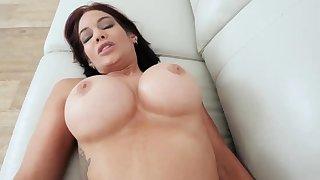 French brunette milf anal Ryder Skye in Parent Sex
